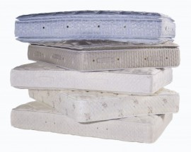 Mattresses for Acoustic Treatment