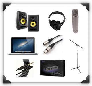The 9 Home Recording Studio Essentials for Beginners