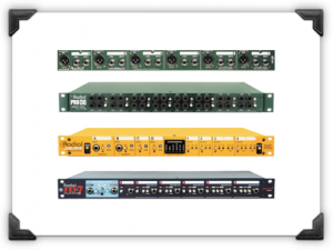 multi channel direct boxes